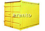 Materialcontainer 3, 00 x 2, 50 x 2, 50 meter Lagercontainer Container