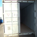Materialcontainer mit Regal 20 Fu�