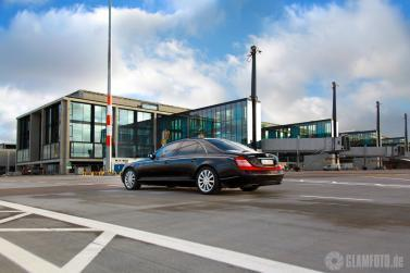 Maybach - Maybach 57S mit Chauffeur