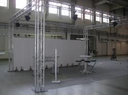 Messestand 7x4m