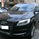 Audi Q7 Diesel 7-Sitzer, Panoramadach