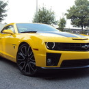 Chevrolet Camaro 2SS RS Coupe 6, 2 V8 Transformers Bumblebee Edition fr nur 119, - / h