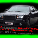 Chrysler 300C SRT8 Bentley-Optik mit LPG-Gasanlage & brachialem V8-Sound
