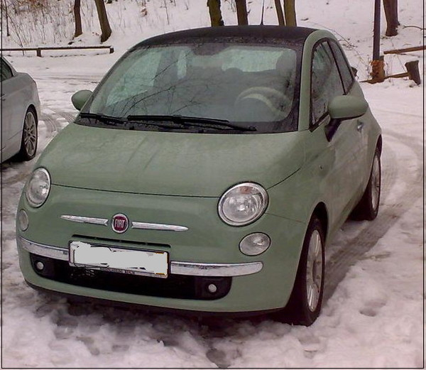 FIAT 500 Diesel