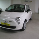 Fiat 500 mit Klima und Radio