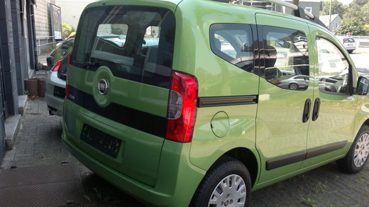 Mietwagen & Auto - Fiat Qubo