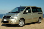 Fiat Scudo inklusive Versicherung (500  SB)