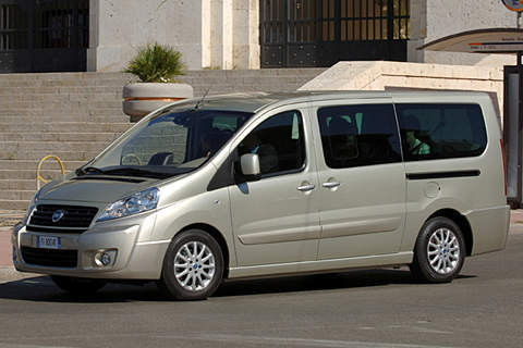 Fiat Scudo inklusive Versicherung (500  SB) aus Berlin bei erento.com