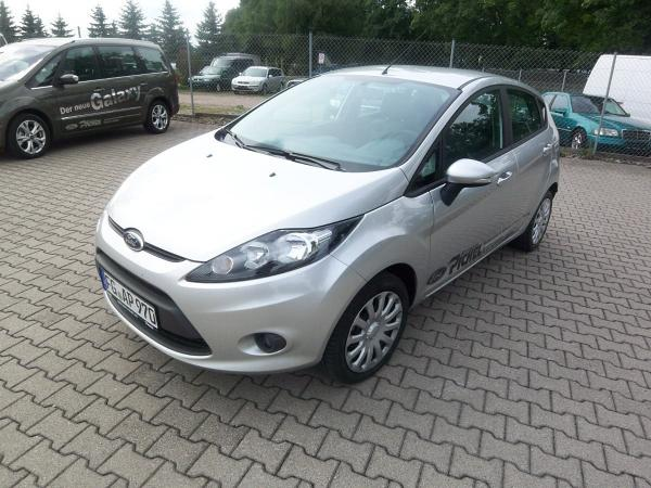 Ford Fiesta 1.25l 82 PS 4-Türer