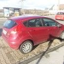 Ford Fiesta Mietwagen