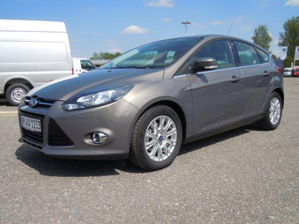 Ford Focus / VW Golf
