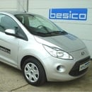 Ford Ka Champions Edition mit Klima, Sitzheizung, Start-Stop Automatik, Bluetooth-Schnittstelle, beheizbarer Frontscheibe uvm.