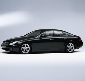 Mercedes-Benz CLS Coupe 320 CDI