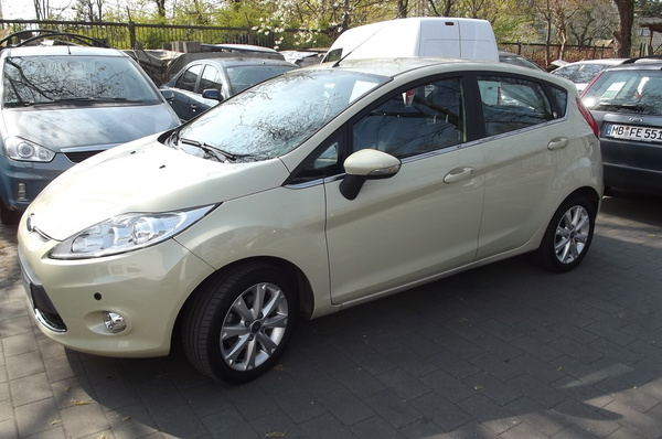 Mietwagen & Auto - Mietwagen - Kleinwagen Ford Fiesta, Klima