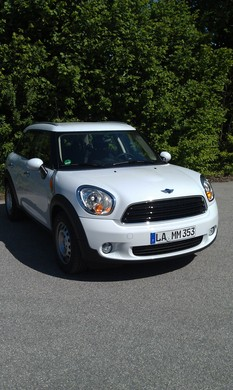 Mietwagen & Auto - Mini Countryman D