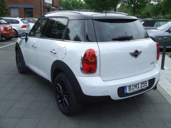 Mietwagen & Auto - Mini Countryman