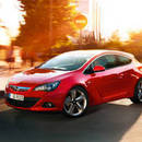 Opel Astra GTC, Coupe, 3 T�rig, neustes Modell