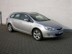 Opel Astra-J Sports Tourer