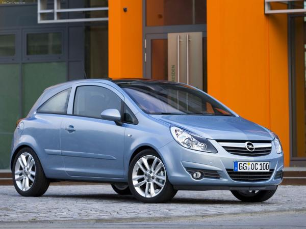 Opel Corsa 3 und 5 Tueren auch Automatik oder Easytronic