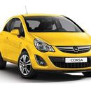 Opel Corsa Mietwagen mit Klima und Radio 3 oder 5 Tren