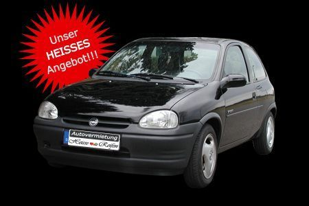 Opel Corsa zum Dauerbrenner-Niedrigpreis nur bei UNS ! !