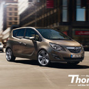 Opel Meriva B Limousine 5-trig