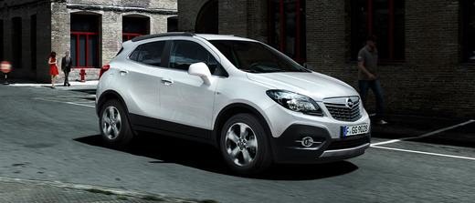 Mietwagen & Auto - Opel Mokka