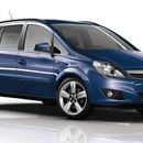 Opel Zafira 7 Sitzer Ideal fr den Urlaub