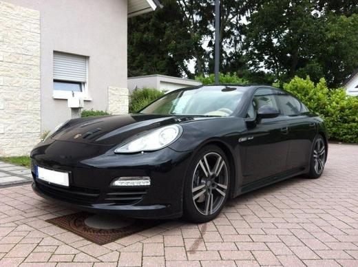 Panamera Diesel