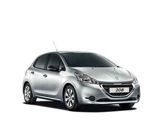 Peugeot 208 - Kleinwagen f&uuml;r 5 Personen