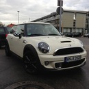 PKW Auto Mini Cooper S 