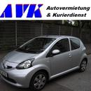 PKW Gr. 1 Toyota Aygo (oder Smart, Ka, Lupo) Kleinwagen