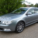 Skoda Superb Combi Ambition 2, 0 TDI 103KW DSG