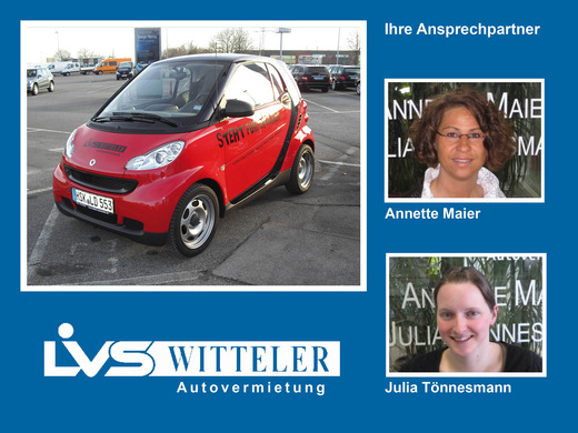 Smart Fortwo Coupé für 2 Personen