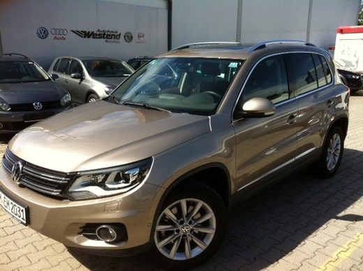 Tiguan Track &amp;amp; Style 2.0l TDI 170 PS 6-Gang Schaltung 4Motion
