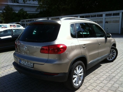 Tiguan Track & Style 2.0l TDI 170 PS 6-Gang Schaltung 4Motion aus M�nchen bei erento.com