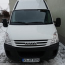Transporter Iveco Daily Sprinter fr Ihren Umzug. Tagesmiete und Mietkauf mglich