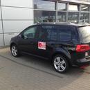 Volkswagen VW Touran 1, 6l TDI sieben (7) Sitzer 105 PS Automatik Getriebe