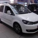 VW Caddy 2, 0 TDI Automatik