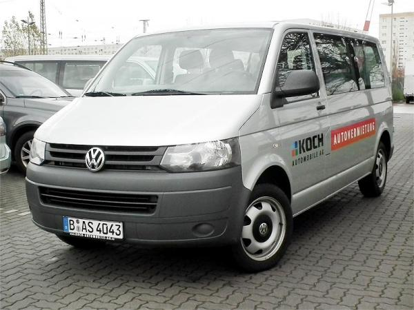 VW Caravelle - 9 Sitzer - langer Radstand