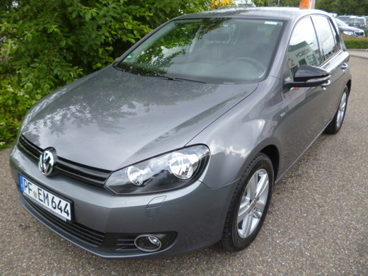 VW Golf Match 1,6 TDI 77KW