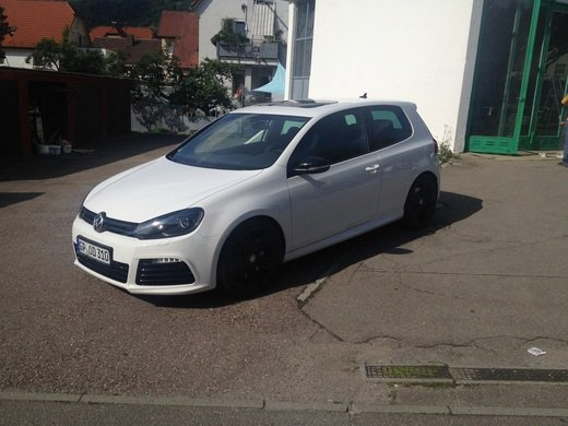 Mietwagen & Auto - VW Golf R ABT *350PS*MEGA FUN