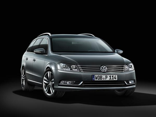 VW Passat Variant ,so elegant kann Gr&ouml;&szlig;e sein