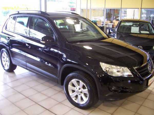 Mietwagen & Auto - VW Tiguan 2.0 TDI