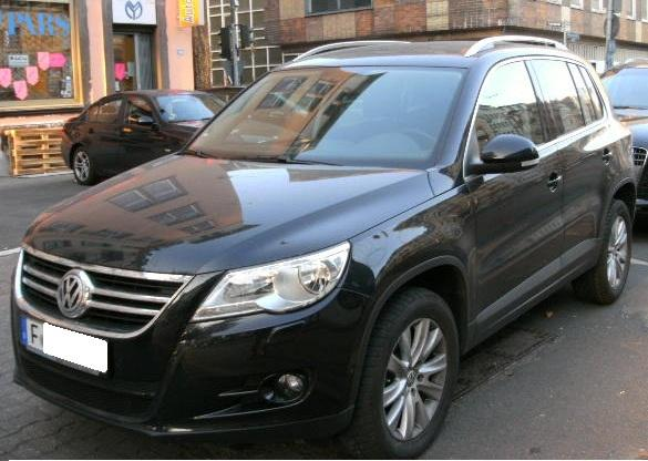 VW Tiguan Diesel