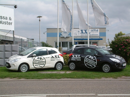 Mietwagen & Auto - VW UP