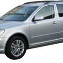 Skoda Octavia Kombi 4 x 4 - Personenwagen