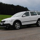 Skoda Oktavia Scout 4x4