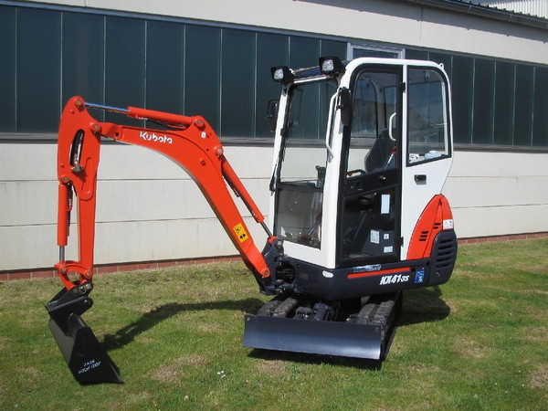 KUBOTA KX 41-3 aus Harpstedt bei erento.com