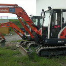 Kurzheckbagger Kubota U 50